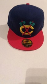 Cappellino Chicago BlackHawks